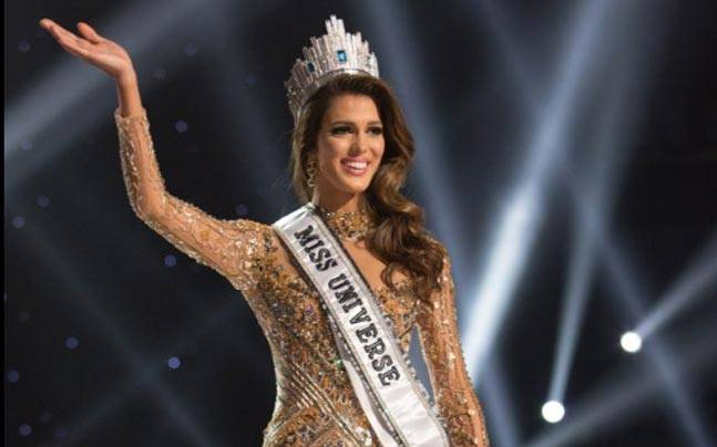 Iris Mittenaere Of France Wins Miss Universe 2016, Europe Wins Crown After 25 Years