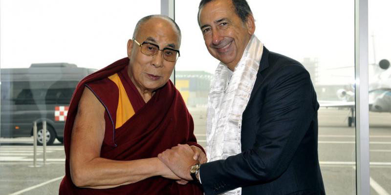 China Troubles Football Club AC Milan Deal For Hosting The Dalai Lama
