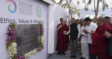 The Dalai Lama Centre Hub Inaugurated In Telangana