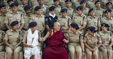 Indian Muslims Are Peaceful And Harmoniously Co-Exist: Dalai Lama