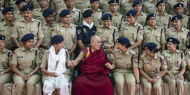 Indian Muslims Are Peaceful And Harmoniously Co-Exist: Dalai Lama