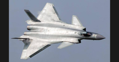 China Deployed Stealth Fighter J-20 Near Indian Border In Tibet