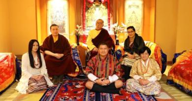 Karmapa Thaye Dorjee Marries To Long Time Friend
