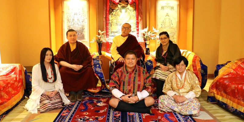 Karmapa Thaye Dorjee Marries To Long Time Friend