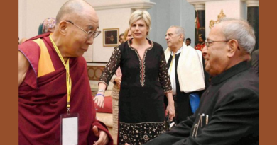 China Unhappy Over India's Increasing Indulgence With The Dalai Lama