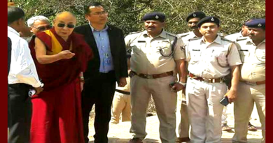 Dalai Lama in Bihar To Open Three Day Buddhist Conclave