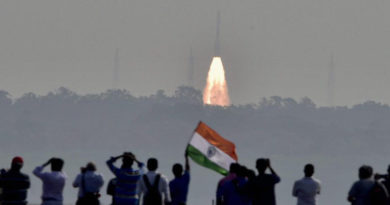 India Racing Ahead China in Commercial Space Market