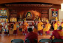 Mystical Arts of Tibet Enthral Students and Professors at US University