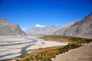 Shigar Valley in Baltistan