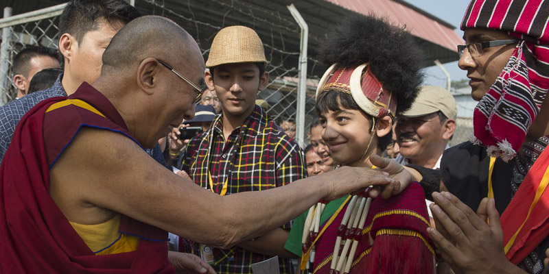 Terrorist Group Warns Dalai Lama Before Assam Visit