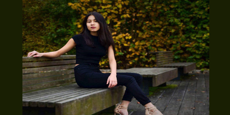 Tibetan Girl Among Top Model Belgium Finalists
