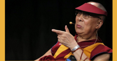 Why Is China Paranoid of The Dalai Lama: A Non-Tibetan's Account