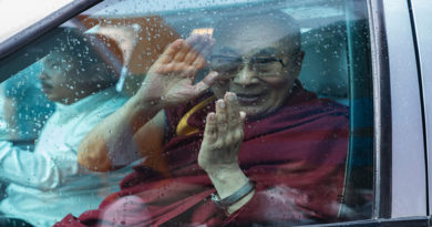 Bad Weather Affects Dalai Lama's Arunachal Pradesh Schedule