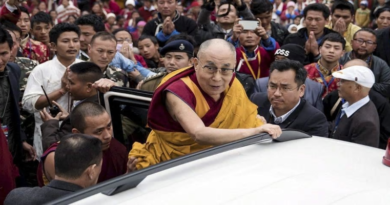 Dalai Lama Reaches Tawang To Grand Reception Following 7 Hours Drive
