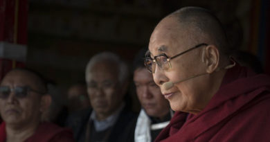 Dalai Lama's Schedule For May Indefinitely Postponed