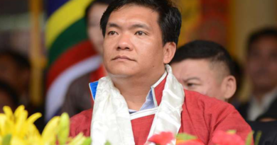 India Borders Tibet, Not China: Arunachal Chief Minister