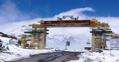 India Illicitly Occupied Arunachal Pradesh Says China