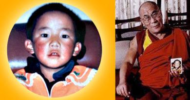 CTA's Fact Sheet Of Tibet's Missing Panchen Lama
