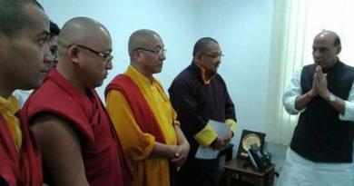Sikkim Buddhists Demand Karmapa's Early Visit Permission
