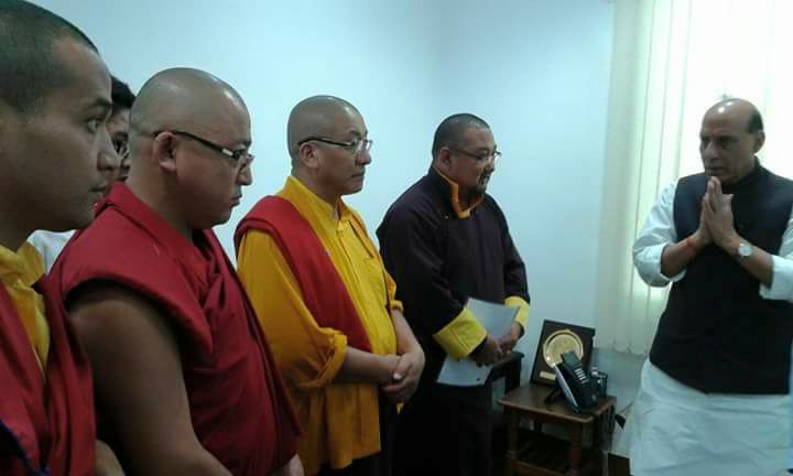 Sikkim Buddhists Demand Karmapa's Early Visit Permission