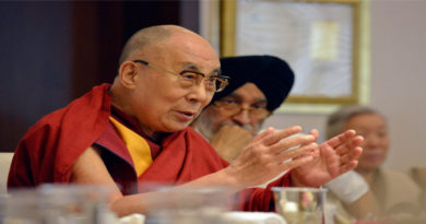 China Can Not Afford War With India, Can Compromise Says Dalai Lama