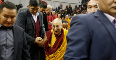 China Claims They Gave Dalai Lama Title