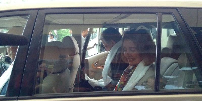 High Level US Congressional Delegation Arrives In Dharamshala