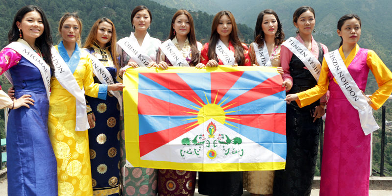 Miss Tibet 2017 Draws Record Number Of 9 Contestants