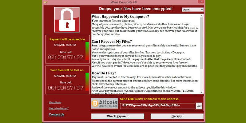 Ransomware Attack: How You Should Be Concerned?
