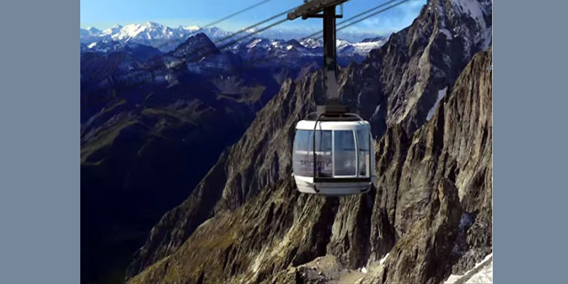 SKYWAY To Cater Dharamshala Tourists