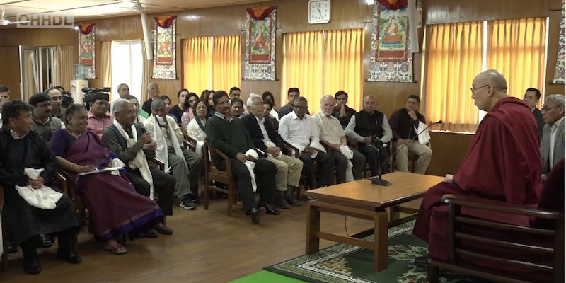 India Has Every Right To Be Concerned About Tibet And Its Ecology: Dalai Lama