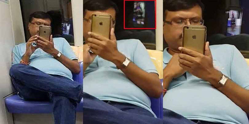 Woman Exposed Man Filming Her In Metro Most Aptly
