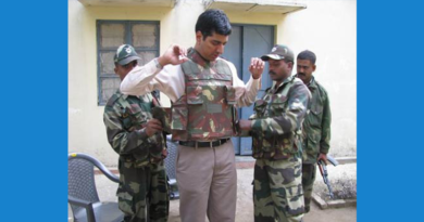 Bullet Proof Vest Made In India Approved For Army