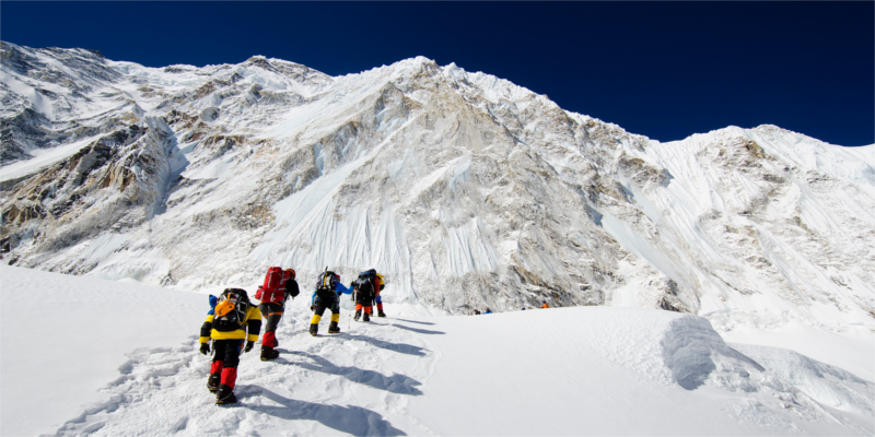 China Bans Everest Climbing For Rest Of The Year
