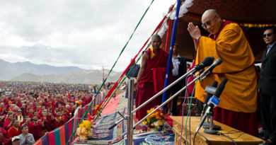 Dalai Lama Will Be In Ladakh For More Than A Month From June 28