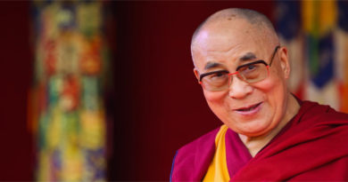 Dalai Lama's Health Is In Excellent Condition