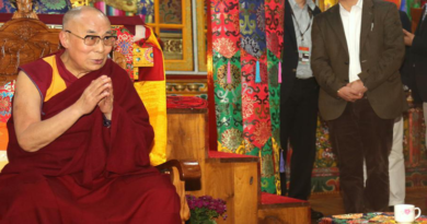 India Should Give Maximum Support To The Dalai Lama And Tibet's Independence