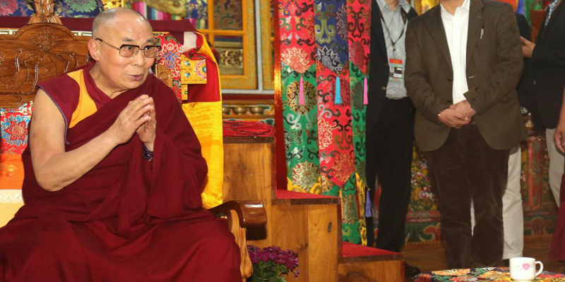 the dalai lama and tibetan independence China, which for years has accused the dalai lama of being a wolf in monk's  robes and secretly plotting tibet's independence, expressed.