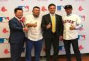 Boston Redsox Signs Young Tibetan Baseball Player