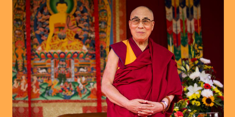 Dalai Lama's African Visit Next Month Confirmed By Government