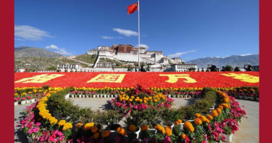 Xi Jingping Regime Continues To White Wash China's Tibet Invasion
