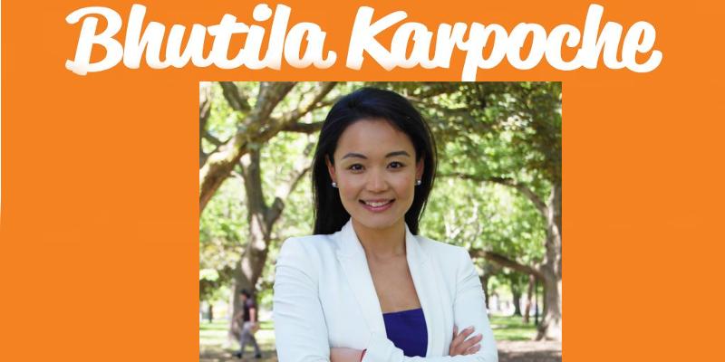 Tibetan Origin Canadian Elected As 2018 MP Candidate