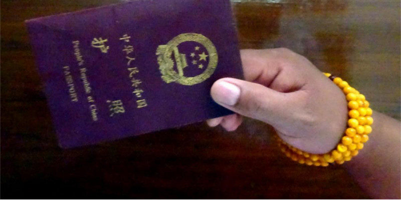 Tibetan Passports Confiscated In January Not Yet Returned