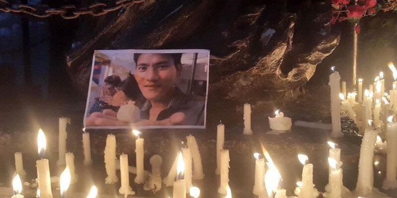 Justice For Tibetan Youth Stabbed To Death In Dharamsala Hopeful Very Soon