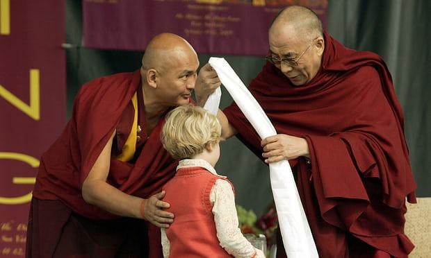 Dalai Lama's US gatekeeper Tenzin Dhonden in 2005
