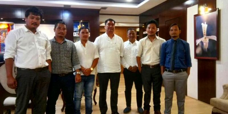 CM Khandu Assures Tibetan Policy Not Hampers State Interests