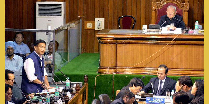 Tibetan Rehabilitation Policy Adopted By Arunachal Assembly