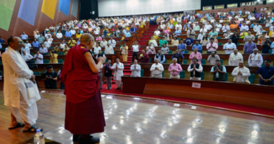 """I've been aware of Manipur since I was a child"" Dalai Lama"