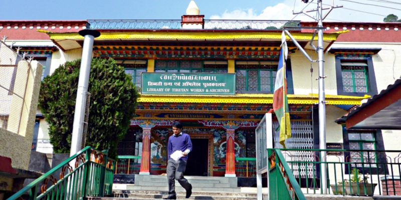 Tibetan Library Dharamsala Planning Preservation Center In Bangalore