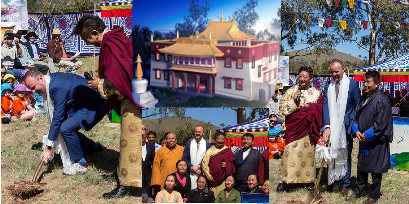 Australia Grants Land To Build Tibetan Buddhist Temple